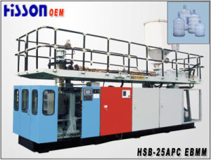 25L PC Extrusion Blow Molding Machine Hsb-25APC pictures & photos