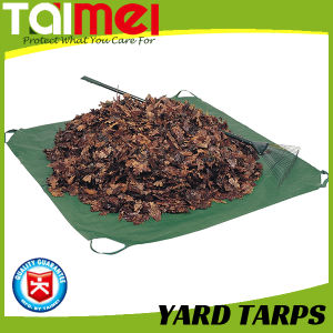 UV Treated Durable Yard Tarp for Gardening pictures & photos