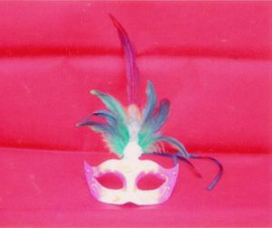 Fashion Party Mask (hydga002)