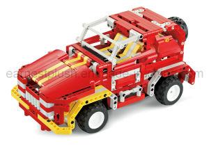 2015 New! Remote Control Building Block Car R/C off-Road Vehicel