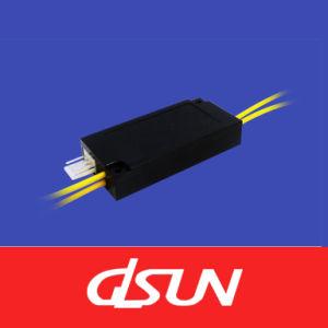 Latching/Nonlatching 2x2 Bypass Optical Fiber Switch