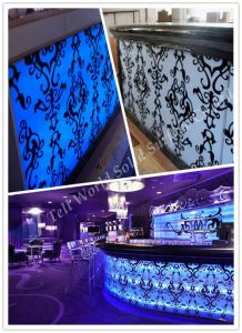 Tw Commercial Salon Night Club Bar Counter / Reception Counter with LED (TW-PACT-003) pictures & photos
