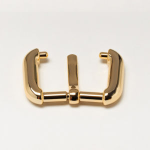 Rose Gold Shinning Zinc Alloy Buckle for Shoes and Bags pictures & photos
