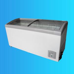 Glass Door Freezer, Display Freezer, Ice Cream Freezer SD/Sc-418y pictures & photos