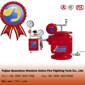 Cast Iron or Ductile Iron Wet Alarm Valve pictures & photos