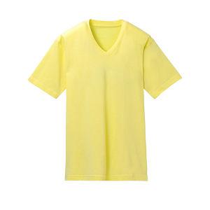 100%Cotton Short Sleeve V-Neck Children′s T Shirt pictures & photos