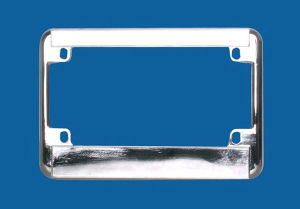USA Motorcycle License Plate Frame (LF8039M-C)