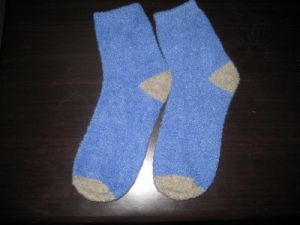 Feather Socks (HGS4509)