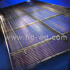 Ladder Belt (Stainless Steel Wire Mesh Conveyor) pictures & photos