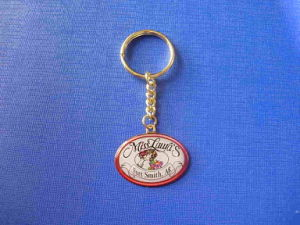 Die Casting Key Chain of Safety Promotion (GZHY-YSK-0035) pictures & photos