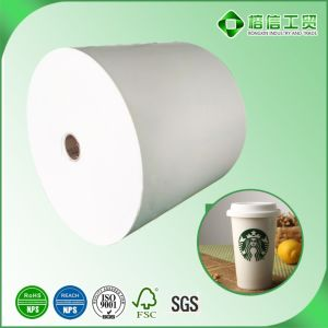 Coffee Cups, Cold and Hot Drink Cups Raw Material PE Cpated Paper pictures & photos