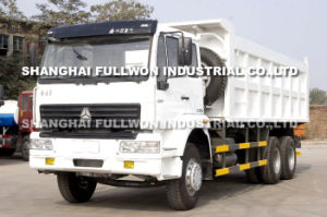Golden Prince 6x4 DUMP TRUCK 336HP/247KW/EURO2 pictures & photos