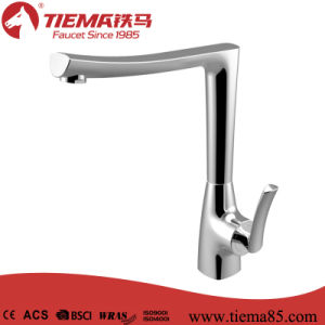 Brass Body Exquisite New Design Sink Kitchen Faucet (ZS80605) pictures & photos