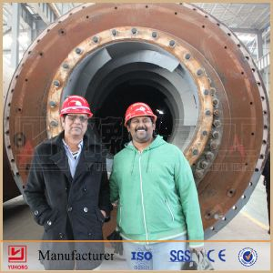 2016 Chinayuhong ISO9001 Approved Dry Ball Mill, Mini Ball Mill, Small Ball Mill for Sale pictures & photos