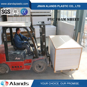 PVC Foam Board White Color PVC Forex Sheet pictures & photos