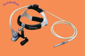 Surgical Operation Optic Fiber Headlight Magnifier 3X pictures & photos