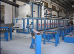 Steel Wire Direct Fired Furnace
