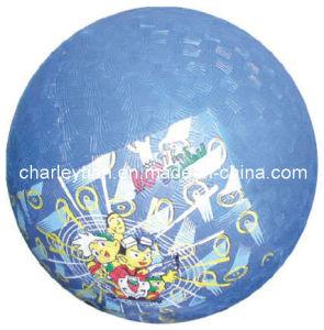 Rubber Playground Ball (RPG-0004)