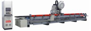 New Type High-Speed 3-Axis CNC Processing Center for Aluminum Window1 pictures & photos