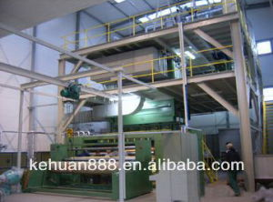 1.6m Double S Type PP Spun Bond Non Woven Machine pictures & photos