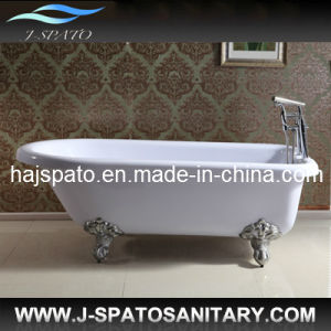 Acrylic Clawfoot SPA Bath Tube, One Person SPA Tub (JS-G014)