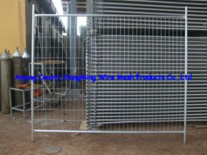 Standard Hot-Dipped Galvanized Temporary Fencing pictures & photos