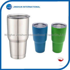 30 Oz Tumbler - Double Wall Stainless Steel Travel Cup pictures & photos