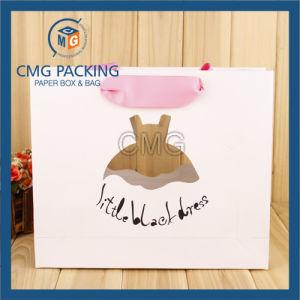Factory Wholesale Printing Kraft Paper Bag (DM-GPBB-093) pictures & photos