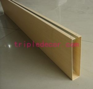 Decorative Aluminum Rectangle and Lath Screen Ceiling Series