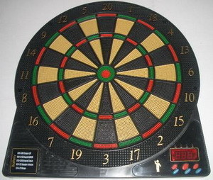 Electric Dartboards (AP50)