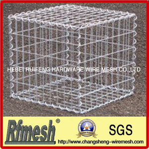 Welded Gabion Baskets//Gabion Box//PVC Coated Gabion Mattress pictures & photos