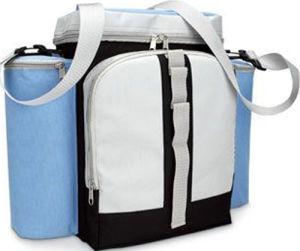 Durable Polyester Bottle Shoulder Cooler Bag (MS3062) pictures & photos