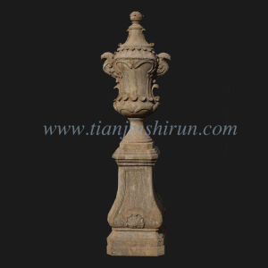 Antique Flower Pot Marble Carving (HA2001) pictures & photos