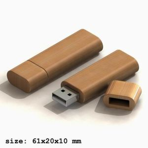 USB Flash Drive with Wood Shell (UF130)