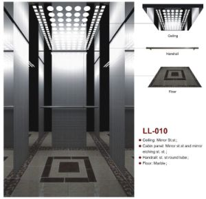 Competitive Elevator China Supplier with TUV Certificate (LL-010) pictures & photos