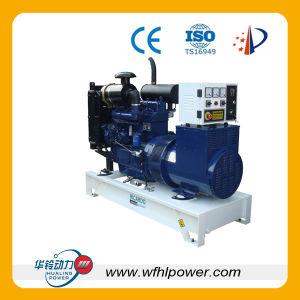 Open Type Diesel Generator Set pictures & photos