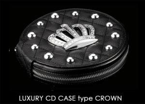 Luxury CD Case Type Crown