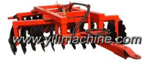 High Standard 3 Meter Width Heavy Duty Disc Harrow pictures & photos