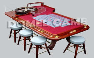 Casino American Roulette Table Group DBT4A29G pictures & photos