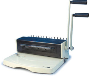Double Wire Binding Machine (YD-WM770) pictures & photos
