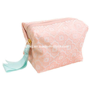 2017 Trolley Makeup Case Cosmetic Bag for Young Lady pictures & photos