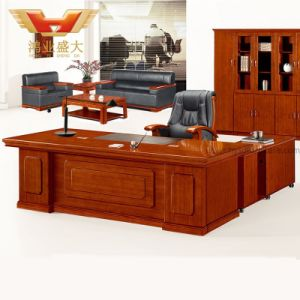 Classic Wooden CEO Executive Office Desk (HY-D0833) pictures & photos