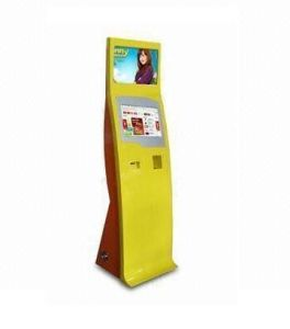 Dual Monitors Advertising Kiosk (HY-TK19SB)