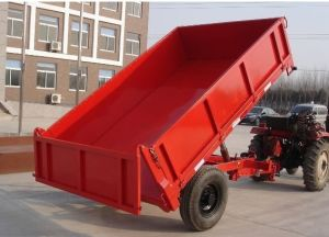 3 Ton Tipping Trailer (7C-3.0) pictures & photos