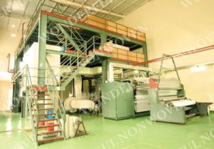 3.2m SMS Nonwoven/Non-Woven Machine pictures & photos