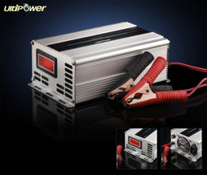 Ultipower 12V 15A Reverse Pulse Durable Battery Charger With Desulfation