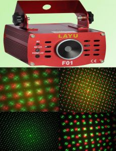Mini Club Disco DJ KTV Firefly Laser Light with CE RoHS (F01)
