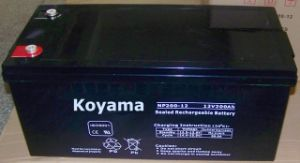 12V Industrial Battery Np200-12 pictures & photos
