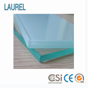 4.38mm Laminated Glass for Building Glass