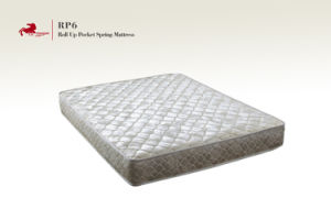 Roll up Pocket Spring Mattress (RP6)